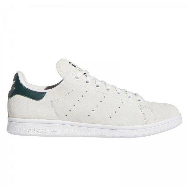 adidas Skateboarding Stan Smith ADV (Crystal White/Mineral Green/Footwear White)