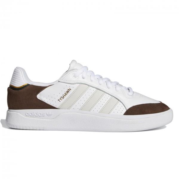 adidas Skateboarding Tyshawn Low (Cloud White/Grey One/Gold Metallic)