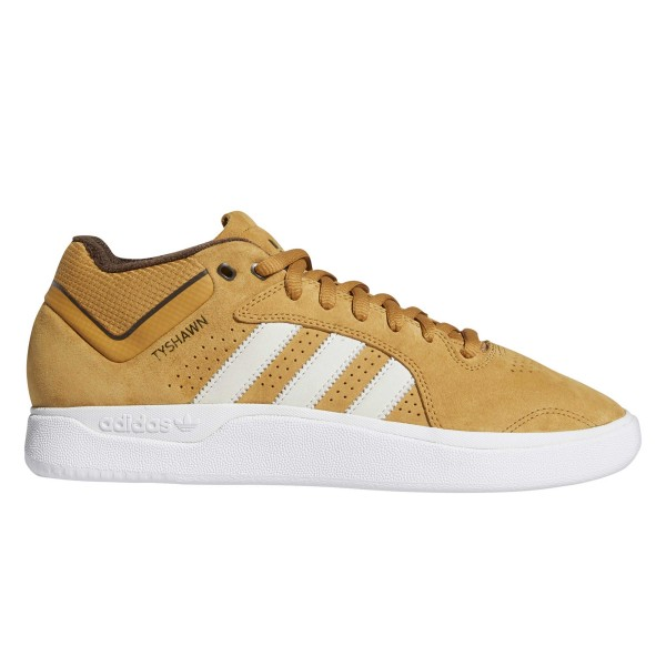 adidas Skateboarding Tyshawn (Mesa/Chalk White/Dark Brown)