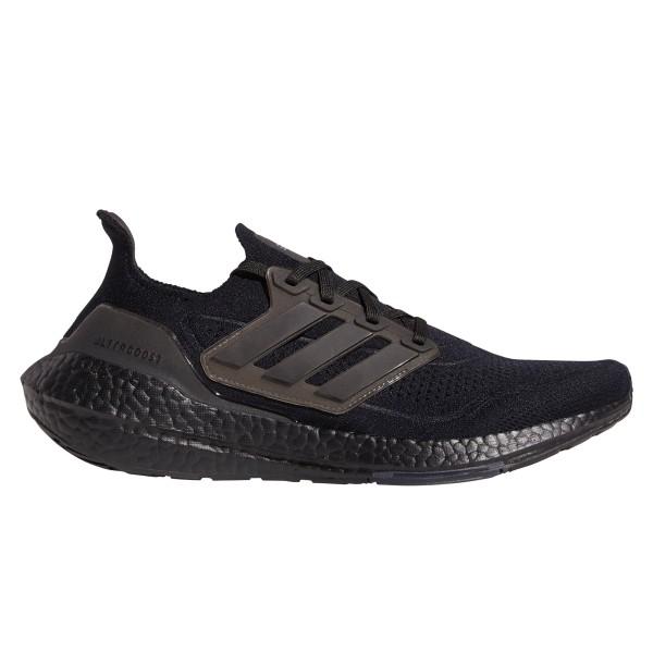 adidas UltraBOOST 21 (Core Black/Core Black/Core Black)