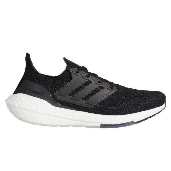adidas UltraBOOST 21 (Core Black/Core Black/Grey Four)