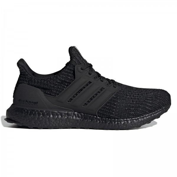 adidas UltraBOOST 4.0 DNA (Core Black/Core Black/Active Red)