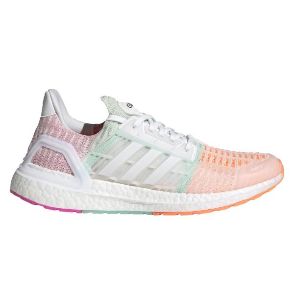 adidas UltraBOOST CC_1 DNA (Footwear White/Footwear White/Screaming Orange)