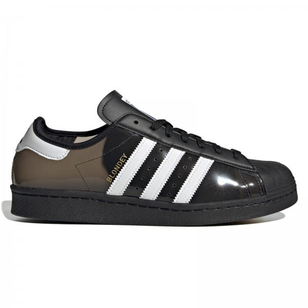adidas x Blondey Superstar (Core Black/Footwear White/Core Black)