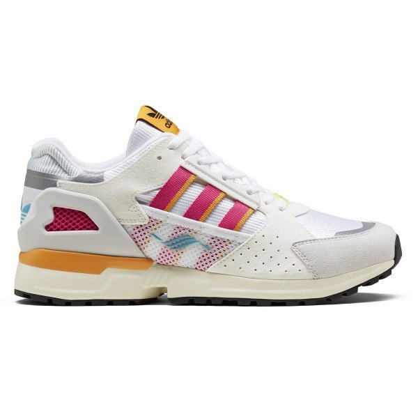 adidas x Jacques Chassaing ZX 10,000 C (Footwear White/Supplier Colour/Supplier Colour)
