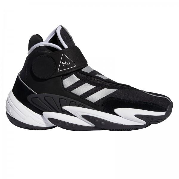 adidas x Pharrell Williams 0 To 60 BOS (Core Black/Silver Metallic/Footwear White)