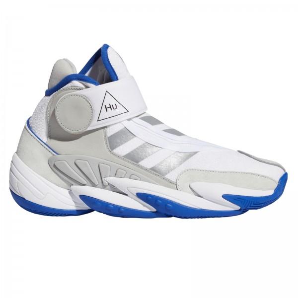 adidas x Pharrell Williams 0 To 60 BOS (Footwear White/Collegiate Navy/Silver Metallic)