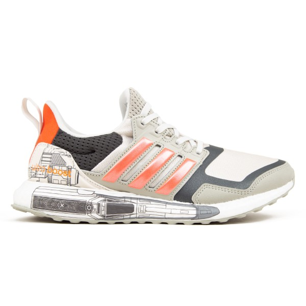 adidas x Star Wars UltraBOOST S&L 'X-Wing' (Sesame/Active Orange/Carbon)