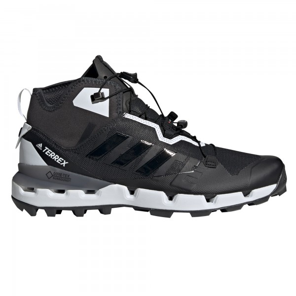 adidas TERREX by White Mountaineering Fast GTX-SURROUND (Carbon/Core Black/Footwear White)