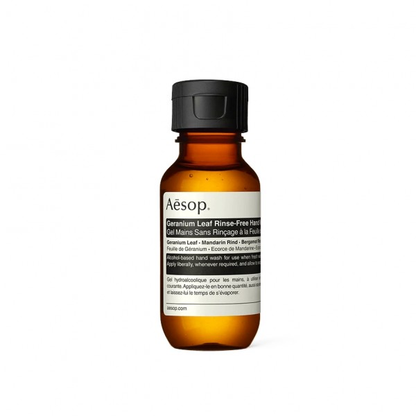 Aēsop Geranium Leaf Rinse-Free Hand Wash (50mL)
