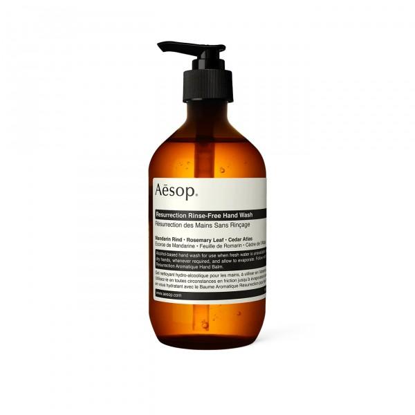 Aēsop Resurrection Rinse-Free Hand Wash (500mL)