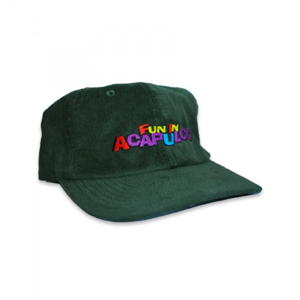 Alcohol Blanket Acapulco Cap (Green)