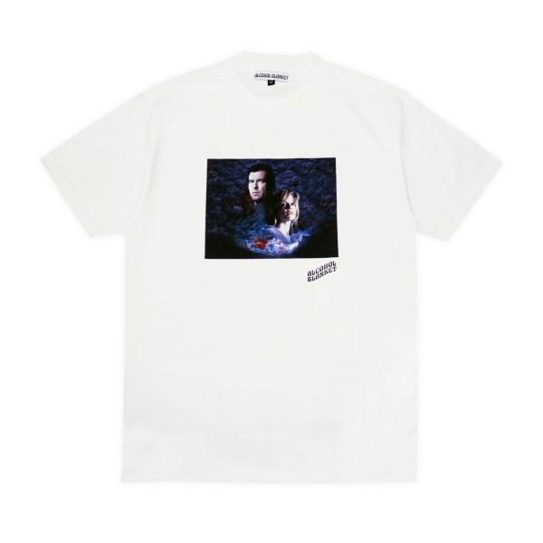 Alcohol Blanket Dante's Peak T-Shirt (White)
