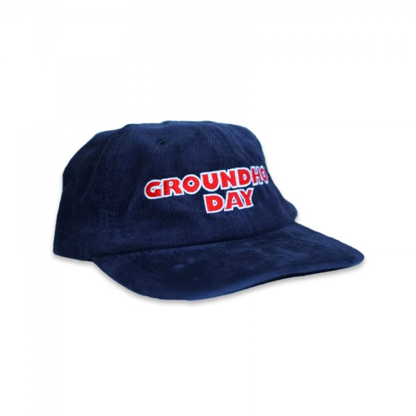 Alcohol Blanket Groundhog Cap (Navy)