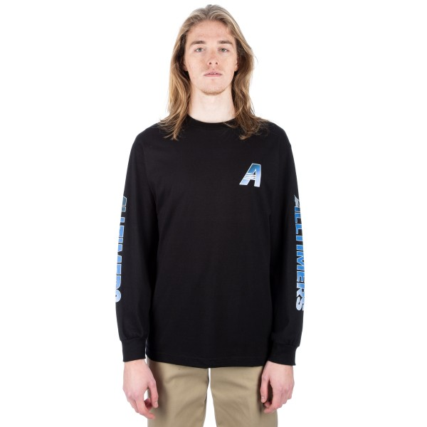 Alltimers Artists Long Sleeve T-Shirt (Black)