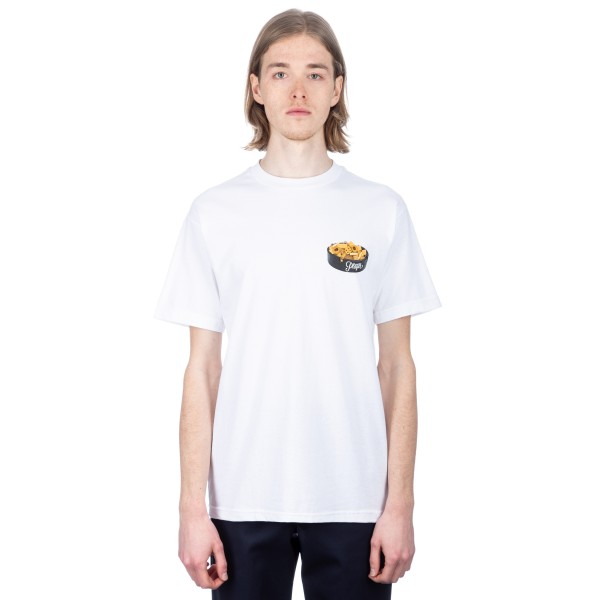 Alltimers Bar Mix Logo T-Shirt (White)