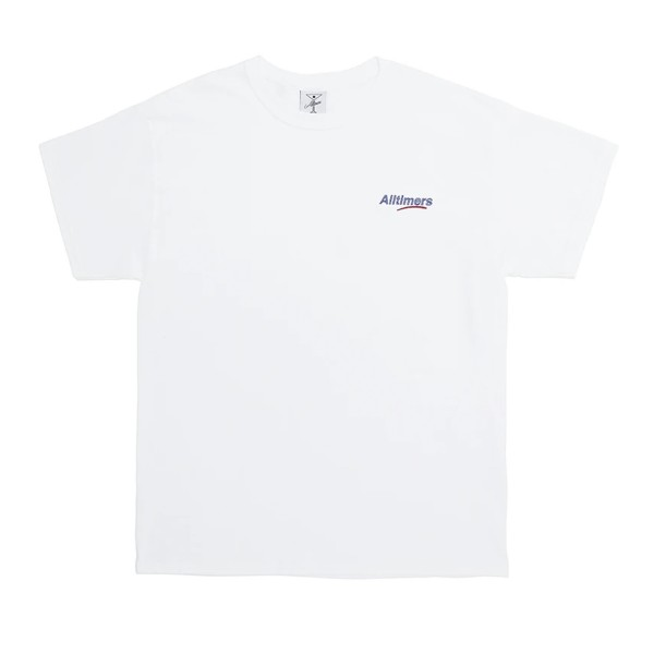 Alltimers Estate Embroidered T-Shirt (White)