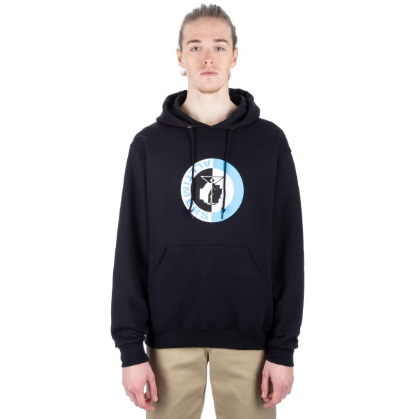 Alltimers Fist Pullover Hooded Sweatshirt (Black)