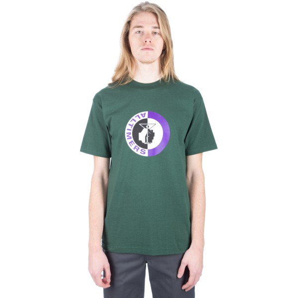 Alltimers Fist T-Shirt (Green)