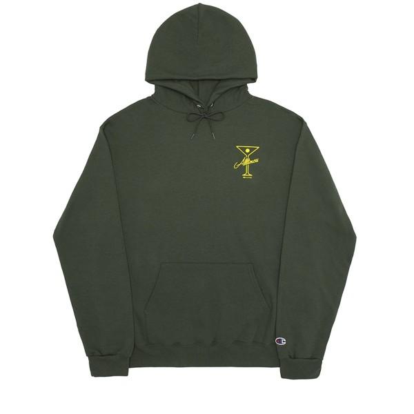 Alltimers League Player Champion Pullover Hooded Sweatshirt (Dark Green)