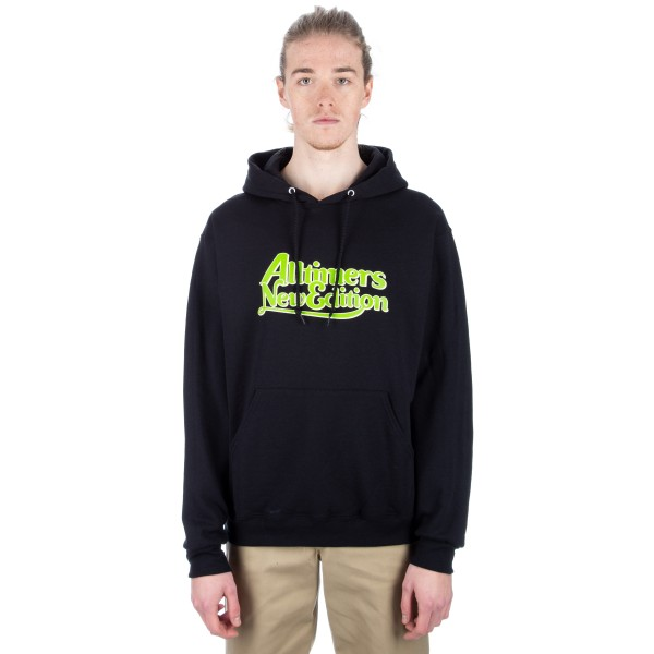 Alltimers New Edition Pullover Hooded Sweatshirt (Black)