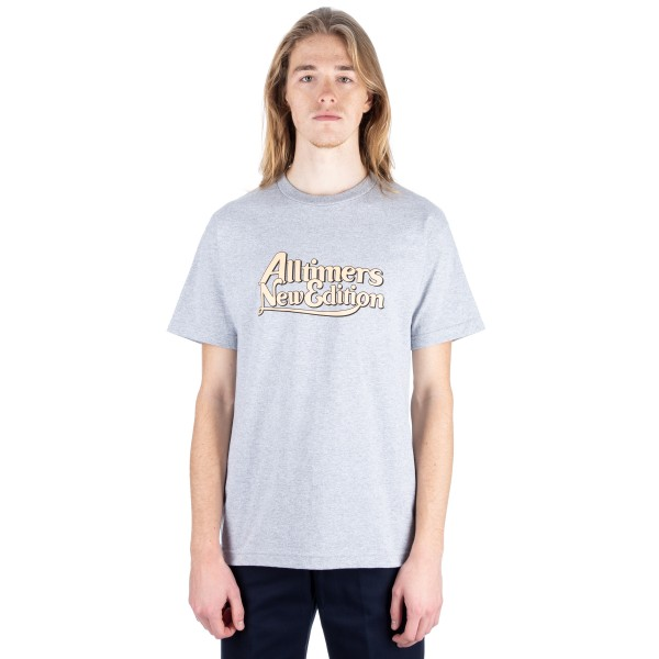 Alltimers New Edition T-Shirt (Grey)