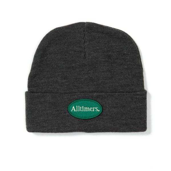 Alltimers Simple Beanie (Baby Grey)