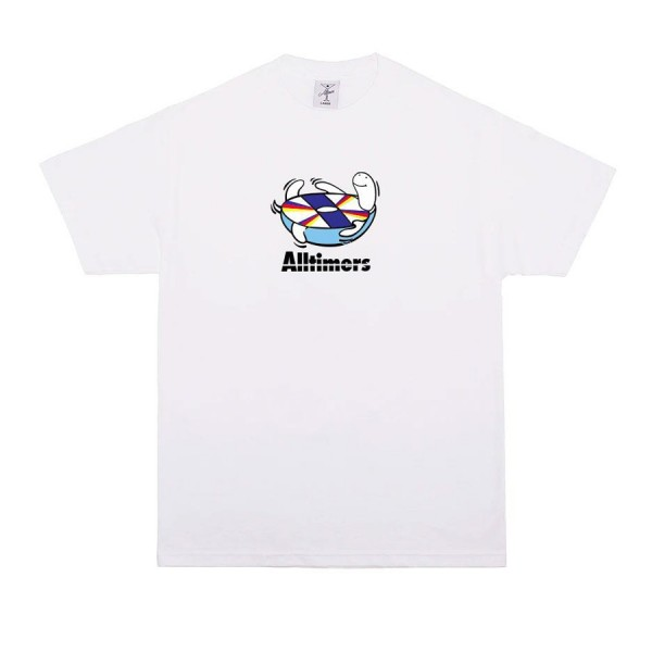 Alltimers Spin T-Shirt (White)