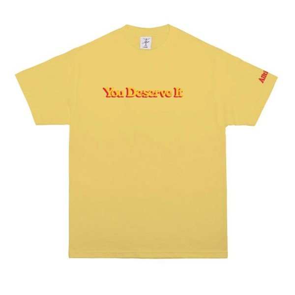 Alltimers You Deserve It T-Shirt (Banana)