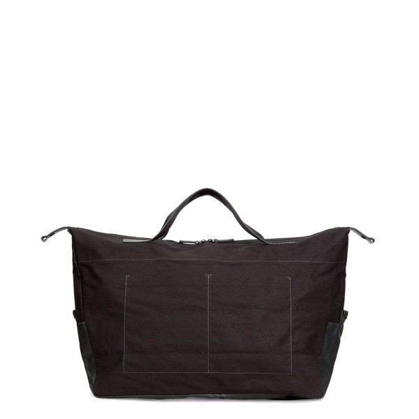 Ally Capellino Cooper Canvas Large Holdall (Black)