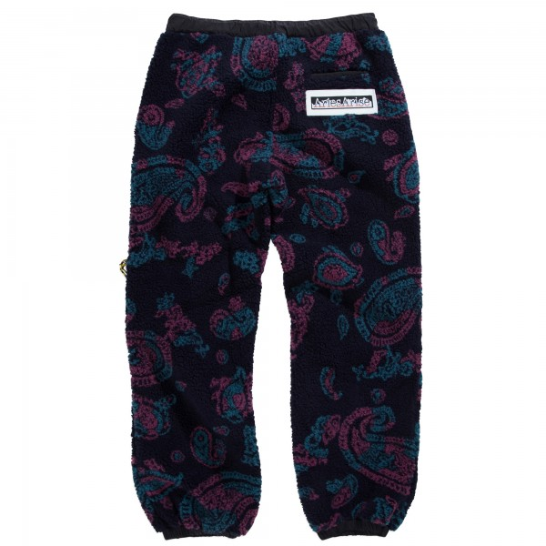 Aries Paisley Fleece Track Pants (Paisley)