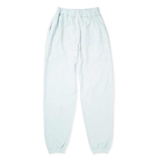 Aries Reverse Fleece Sweatpant (Pale Blue)