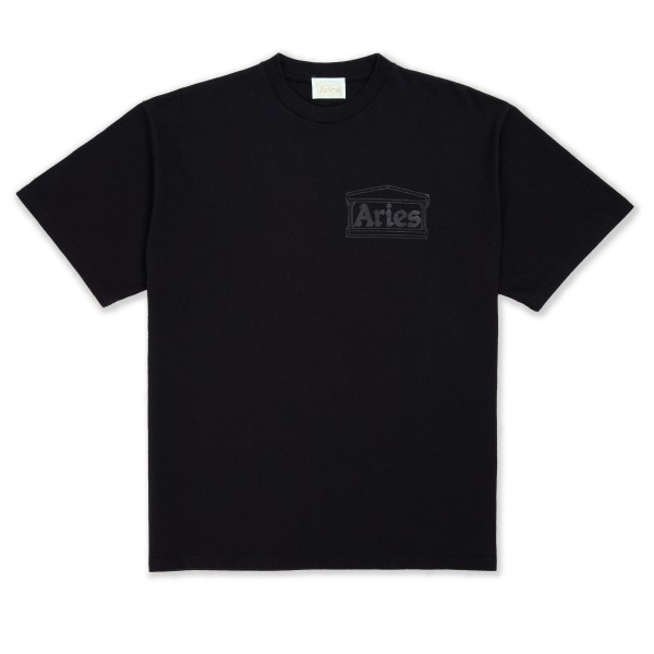 Aries Temple T-Shirt (Black)