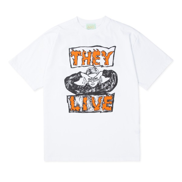 Aries They Live T-Shirt (White)