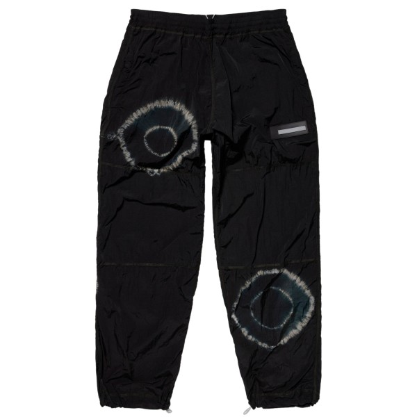 Aries Tie-Dye Windcheater Pants (Black)