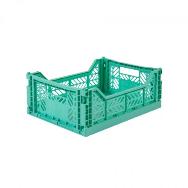 Aykasa Midi Foldable Crate (Mint)