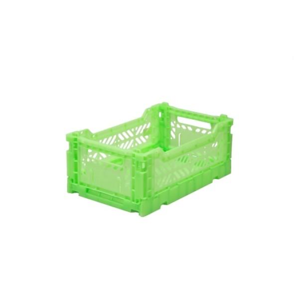 Aykasa Mini Foldable Crate (Fluorescent)