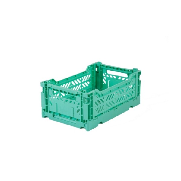 Aykasa Mini Foldable Crate (Mint)