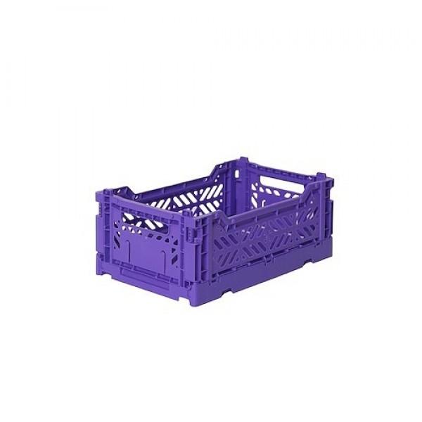 Aykasa Mini Foldable Crate (Violet)