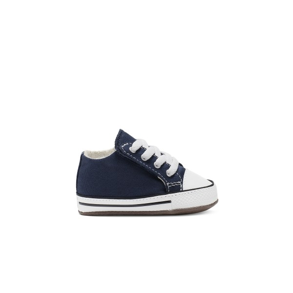 Baby Converse Chuck Taylor All Star Cribster Mid (Navy/Natural Ivory/White)
