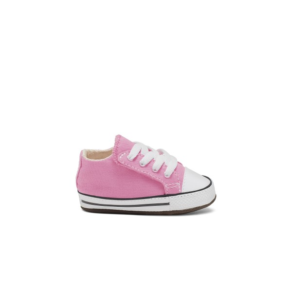Baby Converse Chuck Taylor All Star Cribster Mid (Pink/Natural Ivory/White)
