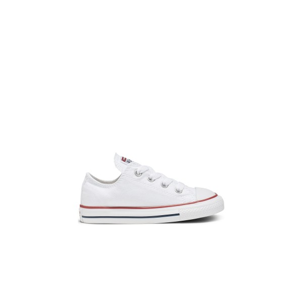 Baby Converse Chuck Taylor All Star Ox (Optical White)