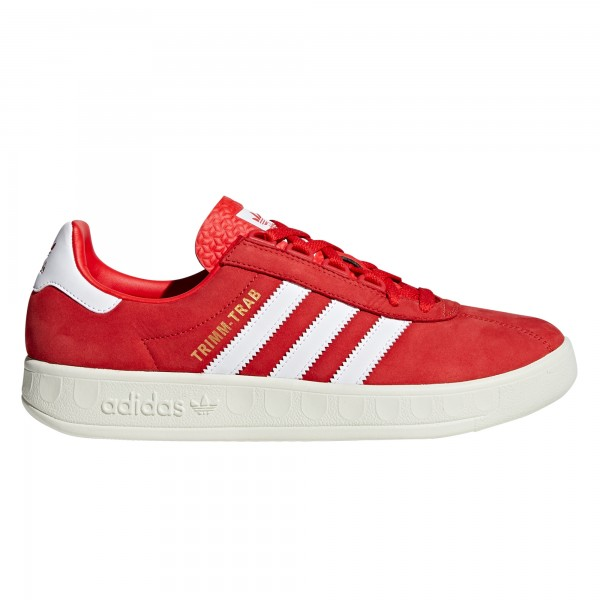 adidas Originals Trimm Trab 'Rivalry Pack' (Active Red/Footwear White/Gold Metallic)