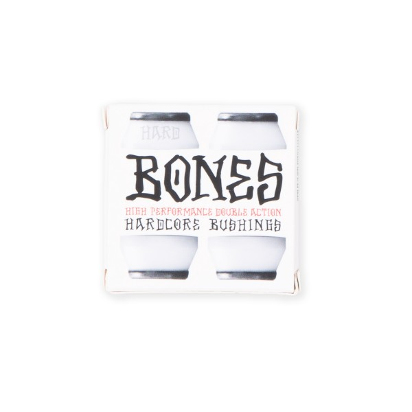 Bones Hardcore Bushings 96A Hard (Black/White)