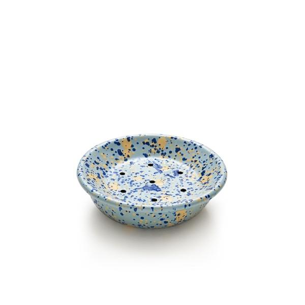 BORNN Island Breeze Soap Dish (Aegean Blue)