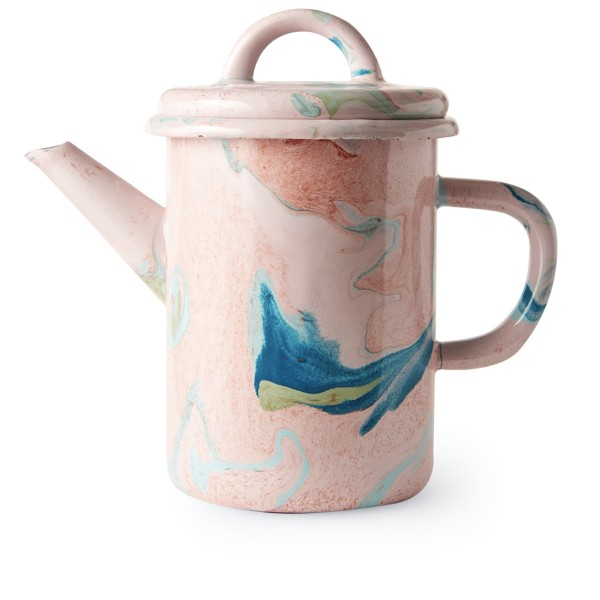 BORNN Marble Tea Pot (Blush)