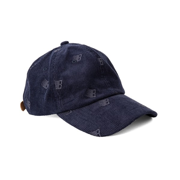 Bronze 56K All Over Embroidered Cap (Navy)