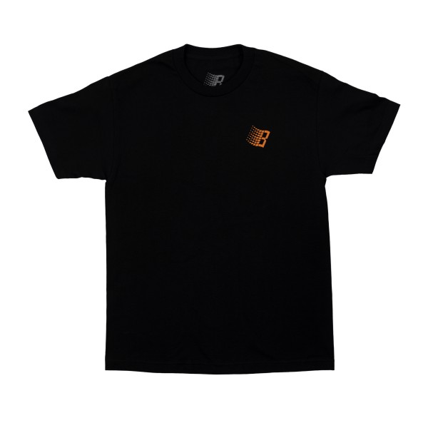 Bronze 56k B Logo T-Shirt (Black/Basketball)