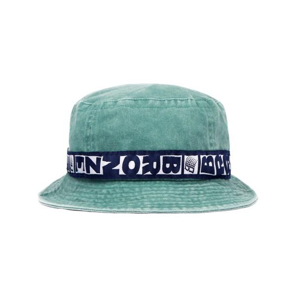 Bronze 56K Bucket Hat (Washed Green)