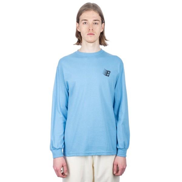 Bronze 56k Classic Logo Long Sleeve T-Shirt (Slate/Black)